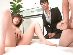 Senior Sexual Education part 4 JAV excerpt