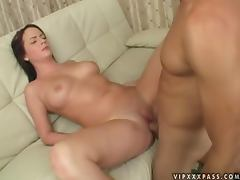 Sexy babe Lindy is so fucking hot when it comes to sex