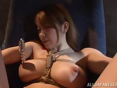 Busty Japanese angel Yuuka Minase amazes her man