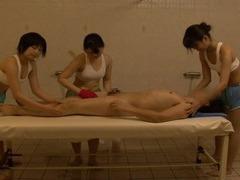 Bizarre, Asian, Banging, Bath, Bathing, Bathroom