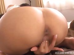 Kaede Rubs And Fingers Her Juicy Mature Pussy