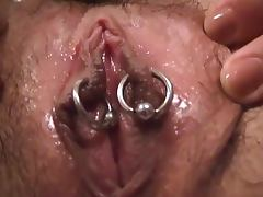 She is pleased to labia pierce No2 NM