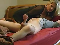 Let Mommy Tuck You Into Bed porn video