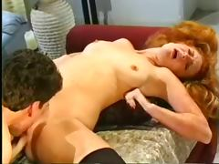 Hairy Redhead, Anal, Asshole, Cunt, Hairy, Redhead