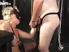 Bondage, BDSM, Bondage, Fetish, Mature, Lady