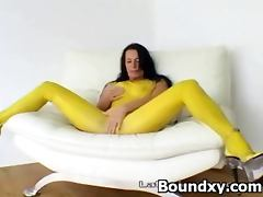 Amusing Gal BDSM Nylon Sex