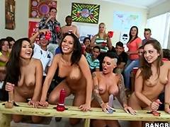 pornstar orgy at college