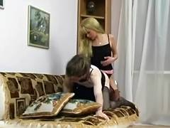 Knob Sister Copulates Not Her Sissy Brother porn video