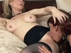 Fetish Lesbian Babes Nina and Satine