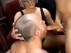 Bisex 3Some and Strapon3