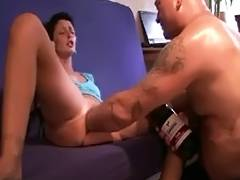 Fisting, Amateur, Bottle, Fisting, Pussy, Toys
