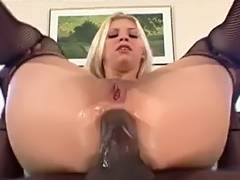 All, Anal, Ass, Blonde, Interracial, Big Black Cock