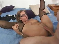 All, Anal, MILF, Slut, Squirt, Stockings