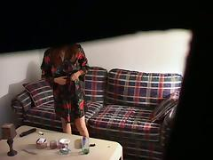 Teen voyeur packing