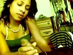 hardvideostube com Puerto Rican girl Sucks dick