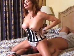 Bondage, Big Tits, Bondage, Boobs, Brunette, Femdom