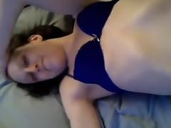 Phone, Boobs, Clit, Fingering, Masturbation, Nipples