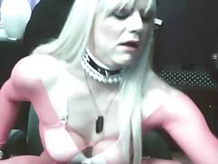 Smokey sissy-princess anal whore