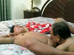 Pakistani shaggy bawdy cleft