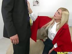 Carmen Monet gets her ass licked and pussy fucked
