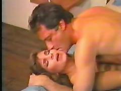 Kathy Thomas with John Leslie