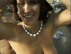 Big Titted Amateur Brunette