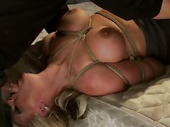 All, BDSM, Bondage, Throat Fucked, Tied Up, Hogtied