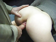 Doggystyle, Amateur, Anal, Assfucking, British, Car
