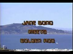 Jane Bond Meets Golden Rod - 1987 porn video
