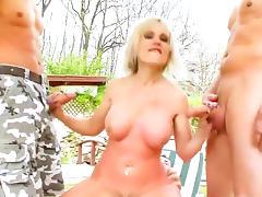 Vagina, Anal, Assfucking, Banging, Big Tits, Blonde