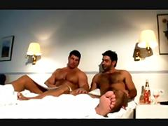 Zeb Atlas and Theo Constantine (''Berlin Erotic Encounter'')