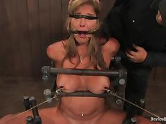 Bondage, BDSM, Big Tits, Blonde, Bondage, Boobs