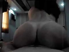 Milf Rides Cock Like a Champ