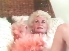 Old Granny Seduces Man porn video
