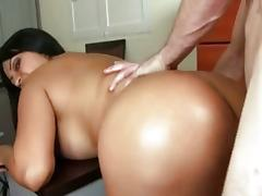 Secretary, Ass, Big Ass, Big Tits, Blowjob, Boobs
