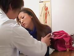 Exam, Asian, Cum, Cute, Exam, Gyno