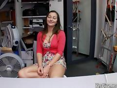 All, Audition, Backroom, Backstage, Blowjob, Brunette