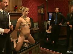 Petite, BDSM, Blonde, Bondage, Humiliation, Spanking