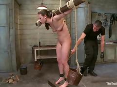 Bondage, BDSM, Black, Blowjob, Bondage, Ebony