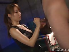 Japanese, Asian, Couple, Cum in Mouth, Cumshot, Cute