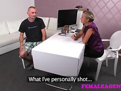 Audition, Audition, Casting, HD, Masturbation, Reality