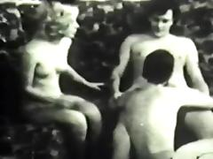 Retro Porn Archive Video: Golden Age Erotica 01 02
