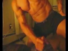 latino bodybuilder tortures str8 guy - 5