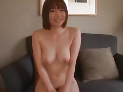 Superb amateur Michiru porn video