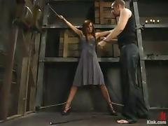 Bound, BDSM, Bondage, Bound, Rough, Spanking