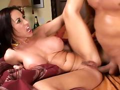 Davia Ardell fuck with Ramon Nomar in her anal