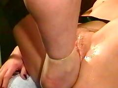 amateur lady fisted and stretched part 5