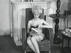 Retro Porn Archive Video: Femmes seules 1950's 01 porn video