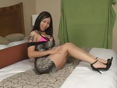 Asian, Asian, Femdom, Tits