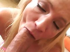All, Blonde, Blowjob, Facial, Pornstar, Skinny